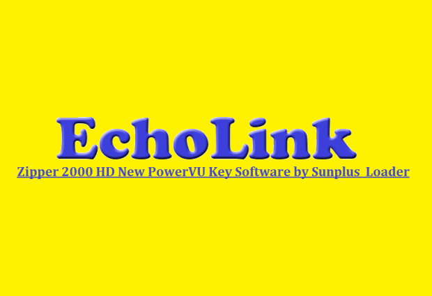 Echolink Zipper 2000 HD Receiver Software - Sony4Sports All
