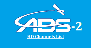 AbS-2 HD Channels List with Frequency @ 74.9° East