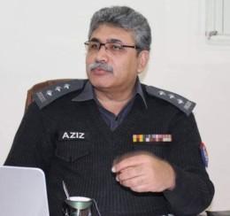 Aziz khan