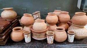 Clay crockery