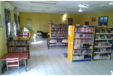 Perpustakaan Desa Kg Sg Lada 03