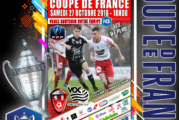 TOUT LE MONDE AU MATCH DE COUPE DE FRANCE