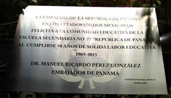 placa grabada de acero doble grabado