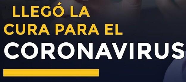 cura de coronavirus