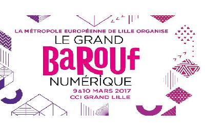 9 & 10 mars – Le Grand Barouf du Numérique