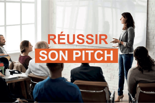 "28 mars – FORMATION ""Réussir son pitch"""