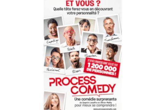 13 décembre : Le Process Comedy fête ses 6 ans !