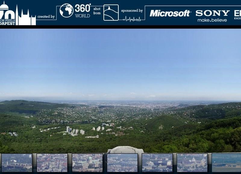 Insolite : Une photo de 70 gigapixels
