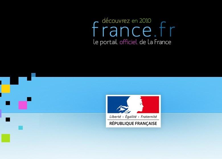 Lancement de www.france.fr