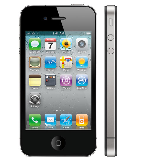 L'iphone 4 Jailbreaké par Geohot
