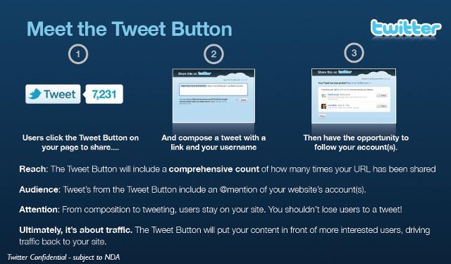 """Twitter : un bouton """"J'aime"""" comme sur Facebook"""