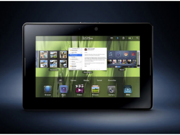BlackBerry PlayBook, la tablette de RIM sera proposée à  partir de 500$