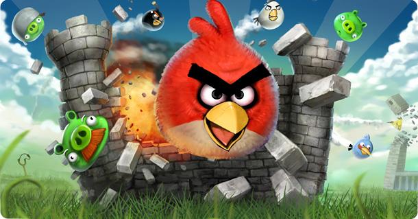 Angry Birds mise à jour en 1.5.3