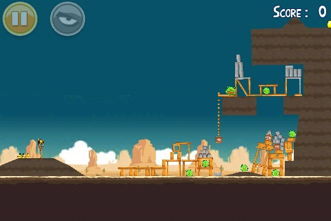 Angry Birds Golden Egg 21