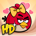 Angry Birds Hogs and kisses