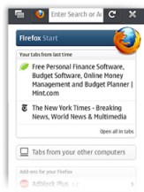 Firefox Mobile 4 RC