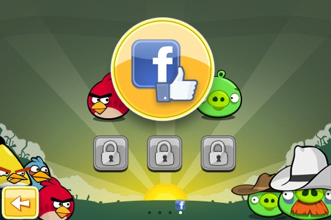 Angry Birds 1.5.3 Facebook