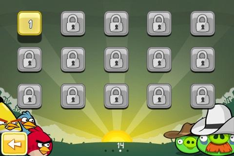 Angry Birds 1.5.3 Mise à jour de Ham'em High