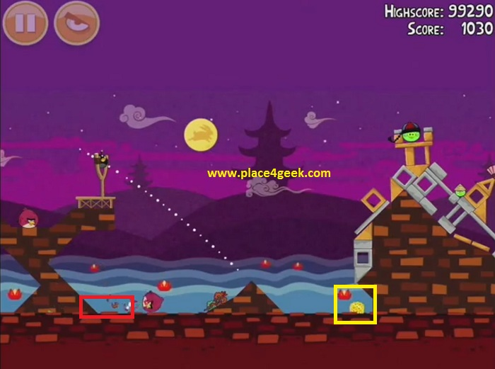 Angry Birds Mooncake Festival 3 (1-9)