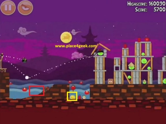 Angry Birds Mooncake Festival 4 (1-15)