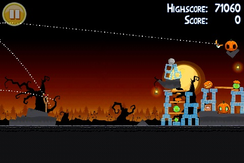 Angry Birds Halloween Golden Egg 1
