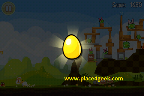 easter egg lvl 8 golden egg