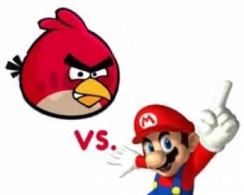 Vidéo fun : Angry Birds vs Mario