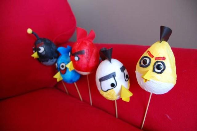 Angry Easter Egg 2