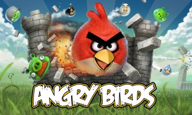 Angry Birds sur Place4geek