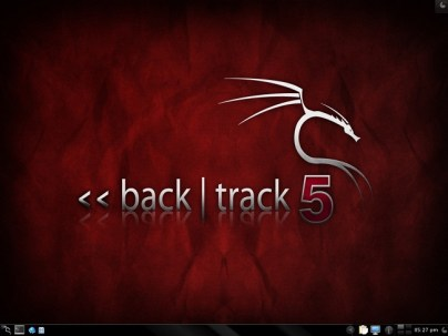 Backtrack 5 - Revolution