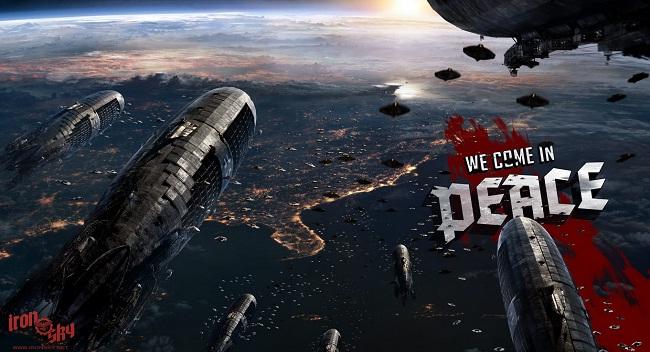 Iron Sky : Les Nazis de l'espace