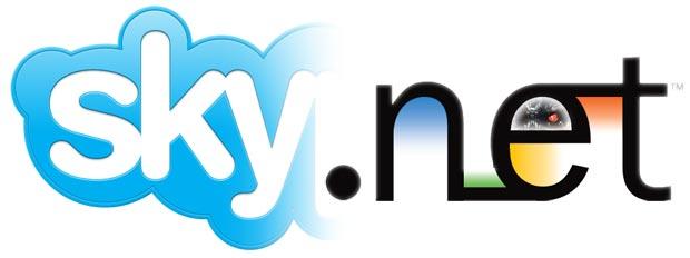 Skynet : Skype + Microsoft
