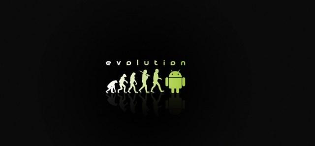 L'histoire d'Android en une image