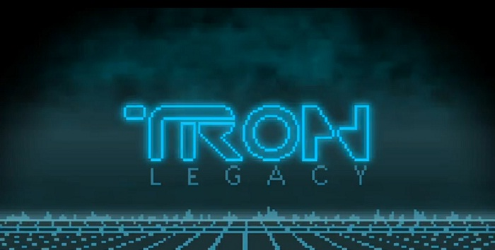 [Video] Tron Legacy version 8 bits