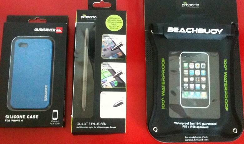 Concours Proporta : A gagner des accessoires pour votre smartphone !