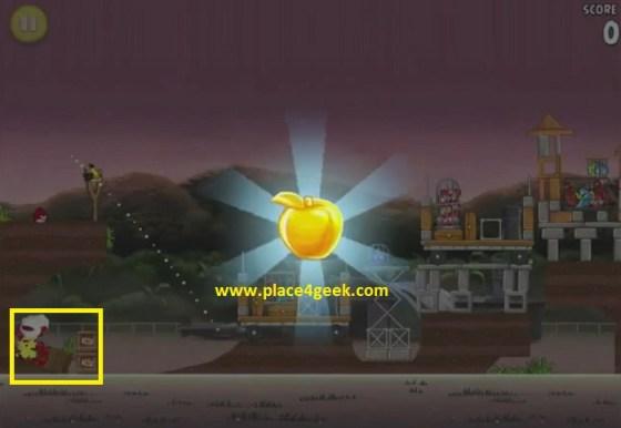3ème Pomme cachée