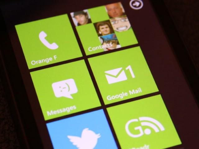 Microsoft se lance dans la réécriture d'applications iOS pour WP7