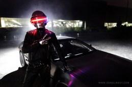 Fabriquez votre casque Daft Punk