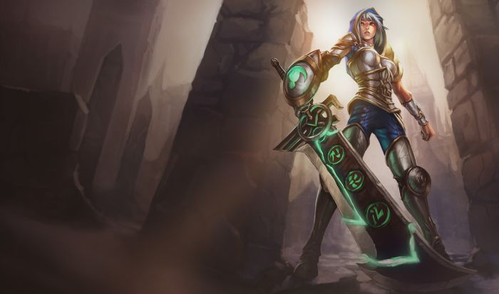 [LoL] Spotlight de Riven
