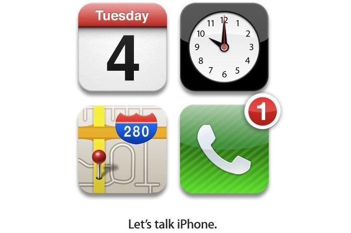 Apple annonce une keynote pour le 4 octobre l'iPhone 5 devrait être révélé