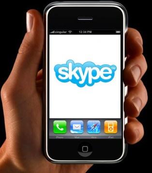 Une faille dans Skype iOS