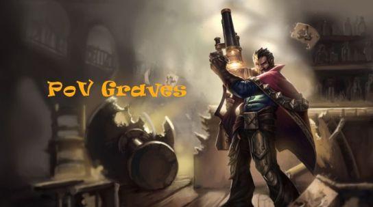 [LoL] Game commentée #002 - PoV Graves