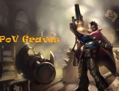 [LoL] Game commentée #002 – PoV Graves