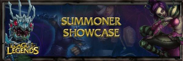 [LoL] Summoner Showcase #48 - Unique and Utility