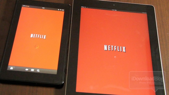Comparatif : Amazon Kindle Fire vs iPad 2