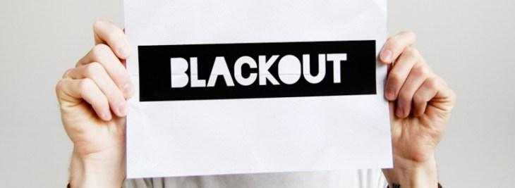 Retour à la normale suite au blackout