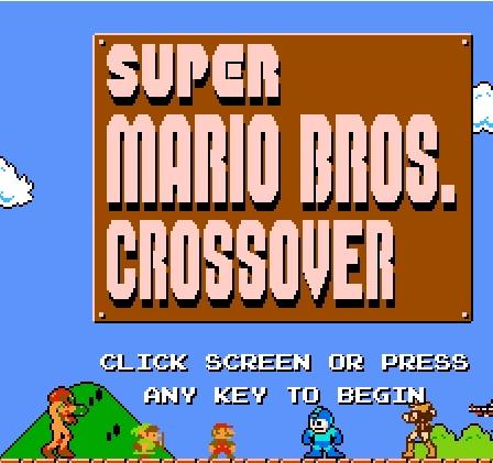 Super Mario Crossover 2 c'est pour bientôt
