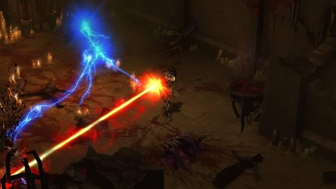 Diablo 3 : pas de mode PVP au lancement du jeu