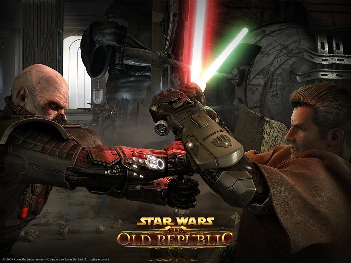 Star Wars The Old Republic sera gratuit ce week-end