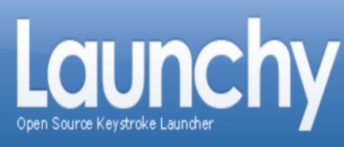 Launchy, un launcher pour Windows !